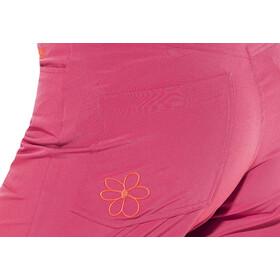 Bergans Cecilie Climbing Shorts Dame bougainvillea melange/strawberry